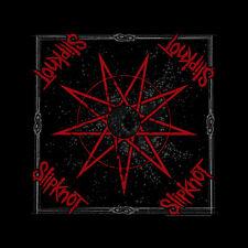 Pañuelo De Cabeza Slipknot 9 Señaló Estrella 301278 #