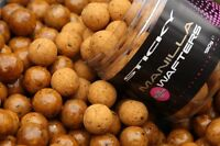 Sticky Baits Manilla WAFTERS BALANCED HOOKBAITS All Colours 16mm PAY 1 POST