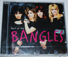 CD BEST OF THE BANGLES neuf sous blister