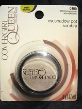 COVERGIRL QUEEN COLLECTION EYESHADOW POT Q160 SHIMMERING SANDS Buy 2 Get 15% Off