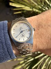 Very rare: Omega Seamaster Mercedes Dial