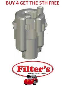 FUEL FILTER FOR HYUNDAI GETZ TB SERIES 1.3L 1.4L 1.5L 1.6L 2003-2007 BTP FILTERS