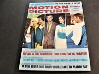 Motion Picture - The Plot to kill Liz Taylor- January 1973, Magazine.