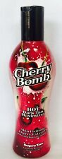 Supre Tan Cherry Bomb Hot Dark Maximizer Indoor Tanning Bed Lotion 8 oz