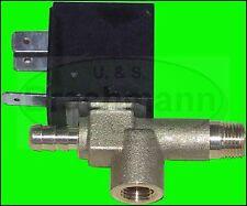 """Magnetventil 2x 1/8"""" Dampfstation 12- 230V Laurastar"""