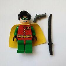 """(019-F) LEGO® Minifiguren Super Heroes Batman """"Robin"""" aus Set 7783"""
