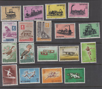 Lot 3 of San Marino Topical Stamps, Mint Never Hinged (MNH)