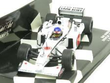 Minichamps F1 430 010079 BAR Honda Showcar J Villeneuve 2001 1 43 Scale Boxed