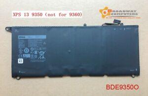 Original Genuine Battery for Dell XPS 13 9343 9350 P54G P54G001 JD25G 90V7W
