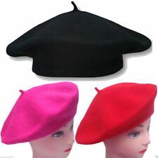 Unbranded 100% Wool Beret Hats for Women