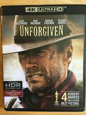 Unforgiven (4K Uhd + Bluray) No digital