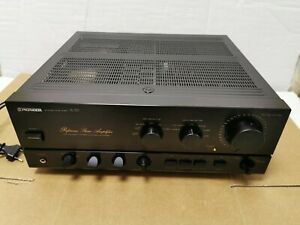 Pioneer A-757 Reference Stereo Amplifier
