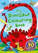 My Dinosaur Colouring Book. Igloo Books. Children's Kids Gift Stocking Filler