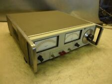VINTAGE HP 4800A VECTOR IMPEDANCE METER & 4801A PLUG-IN POWERS ON-UNTESTED PARTS