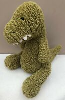 Jellycat Quangle Wangle Dino Comforter Baby Soft Toy Green Dinosaur Soother