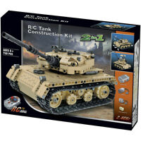 R/C Tank Construction Kit Xmas Gift Idea