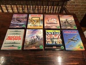 Strategic Simulations Inc. SSi - Boxed Vintage Atari Game Lot