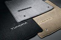 2007-2011 TUNDRA REGULAR CAB CARPET FLOOR MATS GRAY PT206-34071-11 OEM TOYOTA