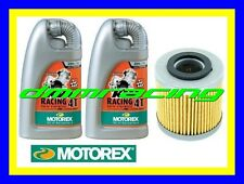 Kit Tagliando HUSQVARNA 630 SMS '11>'13 + Filtro Olio MOTOREX KTM RACING 20W/60