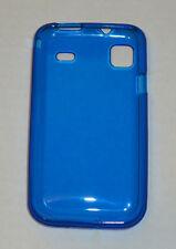TPU Soft Gel Skin Case For Samsung Vibrant T959 BLUE