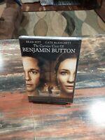 The Curious Case of Benjamin Button Dvd Widescreen