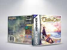 Tactics Ogre: The Knight of Lodis - GBA - Replacement Cover / Case (NO Game)