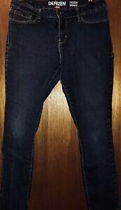 Denizen By Levi's Modern Skinny Jeans Size 12 Short