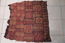 Alter Dida Stoff E8 Elfenbeinküste Old Dida Cloth Ivory Coast Tissu Afrozip