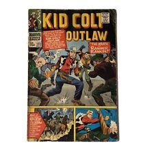 Vintage Kid Colt Outlaw Marvel Comic Issue 133 MAR Wrath of Rammer Rankin