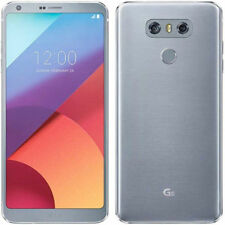 "Gris Unlocked 5.7"" LG G6 VS988 Verizon - 32GB Android 4G LTE Quad-Core Téléphone"