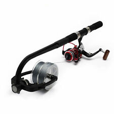 Portable Spooling Station Fishing Reel Line Spooler Winder Line Winding System