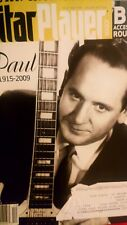 Les Paul. Guitar Player. Dec 2009