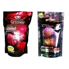 Okiko Cichlid Flowerhorn Fish Food Quick Red Platinum Floating Pellets 2 M100g