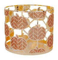 Bath & Body Works Glittery Pumpkins Candle Holder 3 Wick Candle Sleeve