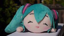 Vocaloid Hatsune Miku Project Small Smiling Nesoberi Plush