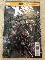 X-Men Legacy #249 (July 2011, Marvel) 1st Endgame Cameo Appearance  Donny Cates
