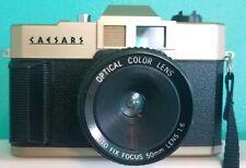 Caesars Atlantic City Optical Color Lens Auto Fix Focus 50mm Lens 1.6 Camera