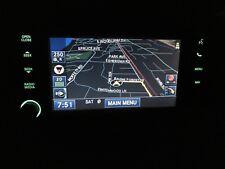 2007-2016 Jeep Wrangler RHR Navigation AM FM Radio CD Player UPDATED MAPS NTG4