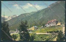 Bolzano Stelvio Trafoi cartolina ZT9981