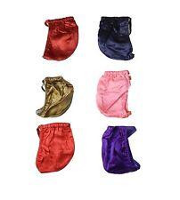 """6 Pcs 100% Silk Men's Underwear String Briefs One Size (W30""""-42"""")"""