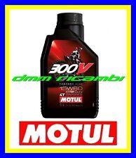 1 lt Olio Motul 300v 15w 60 Sintetico Off Road