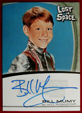 LOST IN SPACE - Bill Mumy - Personally Signed Autograph Card A1 - Rittenhouse