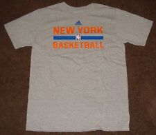NBA Knicks Grey Short Sleeve T Shirt M 2015