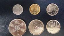 ESPAÑA: serie monedas 1980 Mundial de Futbol  ESPAÑA 82