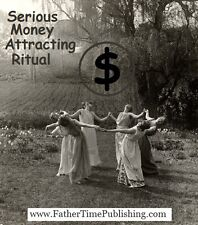 Powerful Magical Money Ritual + Spell Cast to Attract Money + Gambling Winnings