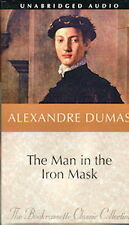 Audio book - The Man In The Iron Mask by Alexandre Dumas   -   Cass  -  Abr