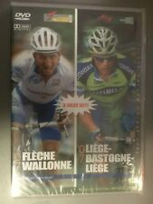 New! 2007 Liege-Bastogne-Liege Fleche-Wallonne World Cycling Productions 2 Dvd