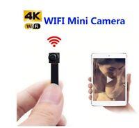 Mini Wifi IP Cachée Caméra Sans fil Espion Caché Vision Nuit Sécurité Nocturne