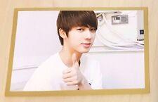 BTS 1ST FAN MEETING OFFICIAL 2014 SEASON'S GREETING / DIARY JIN PHOTO CARD