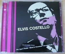 ELVIS COSTELLO Undeniable Attraction(s) Selections PROMO CD [18 TRACKS] 2002